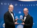 gray recieving frost and sullivan award