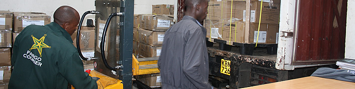 fargo logistics
