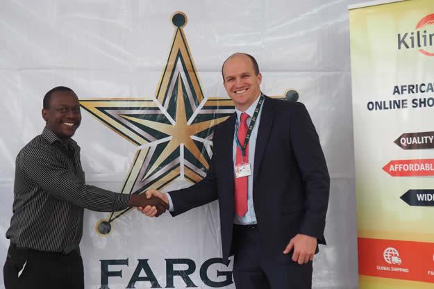 kilimall-fargo partnership